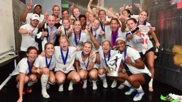 Previewing the 2017 season in women's soccer.