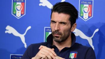 The best goalkeeper of all time: Gianluigi Buffon