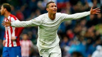 Cristiano Ronaldo El Clasico