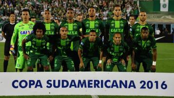 Brazil's Chapecoense Footballers Among 76 Killed In Tragic Plane Crash