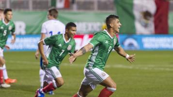 Mexico defeats Iceland 1-0