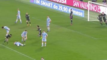 Suso scores against Lazio