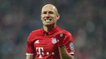 Arjen Robben Goal vs Arsenal