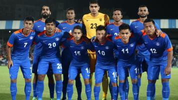 India has broken into the Top 100 FIFA Rankings
