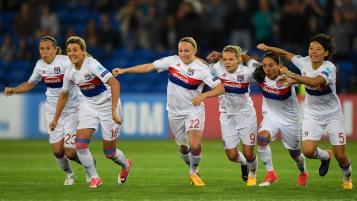 The Women's Champions League Final came down to a goalie vs. goalie shootout