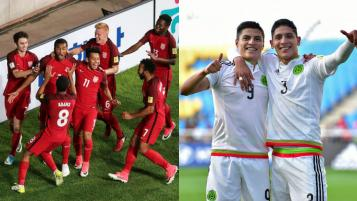 United States and Mexico U-20s