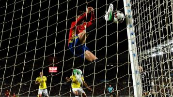 Spain vs. Colombia International Friendly Match