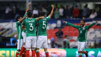 Mexico defeat Honduras 3-0