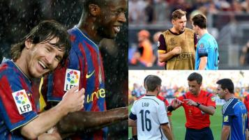 Lionel Messi secrets