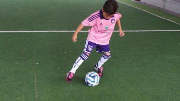 Rayane Bounida 11-Year-Old Phenom