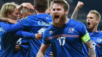 Iceland 2018 World Cup