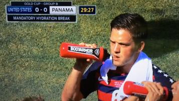 CONCACAF Gold Cup Hydration Breaks