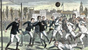 1863 Original Rules of Football