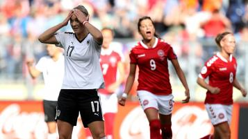 Denmark vs. Austria