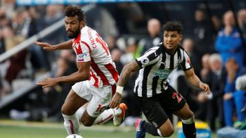 DeAndre Yedlin Newcastle United