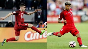 USMNT World Cup qualifying squad