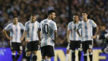 CONMEBOL World Cup qualifying