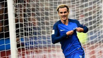 France secure World Cup qualification