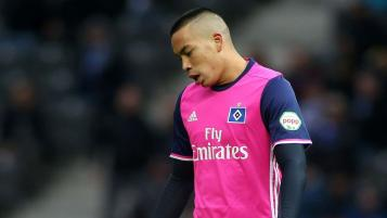 Bobby Wood Hamburg drought