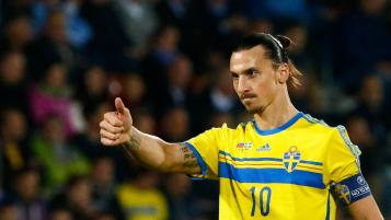 Zlatan Sweden Return