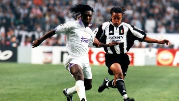 Clarence Seedorf Gol Real Madrid