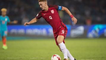 Josh Sargent Werder Bremen debut