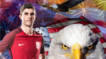 Christian Pulisic hype