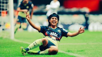Lucero Cuevas America Liga MX Femenil