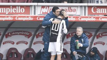 First Team: Juventus review