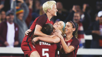 USWNT SheBelieves Cup roster
