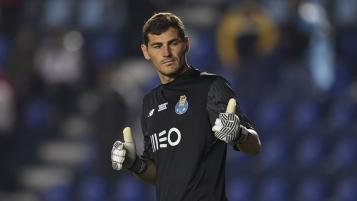 Iker Casillas Champions League appearances record