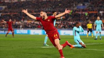 Liverpool vs Roma