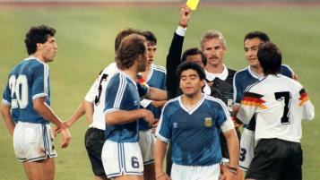 When Are Yellow Cards Wiped In The World Cup 2018