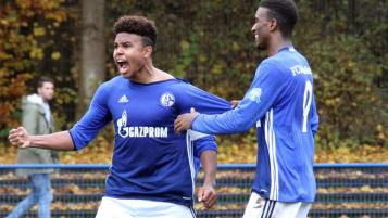 Haji Wright and Weston McKennie