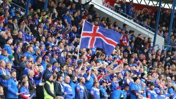 Iceland Goalkeeper