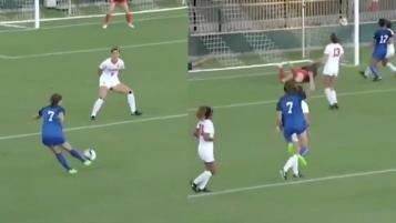 Taylor Racioppi goal