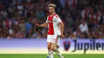 Who Is Frenkie de Jong
