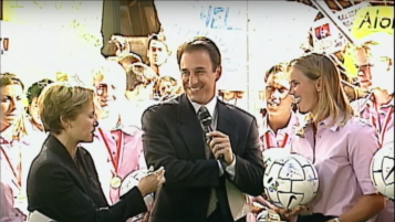 1999 USWNT Today Show Interview