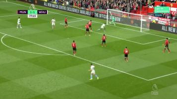 David de Gea Save vs West Ham