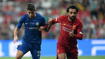 Christian Pulisic vs Liverpool