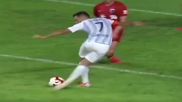 Eran Zahavi Rabona goal