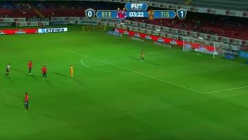 Veracruz vs Tigres 2019 Highlights