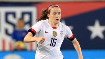 Rose Lavelle highlights vs Costa Rica