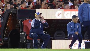 Diego Maradona Quits Gimnasia La Plata