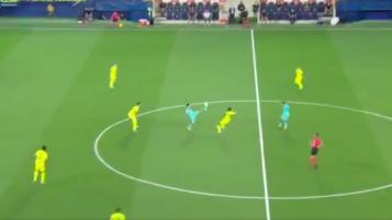 Lionel Messi assist