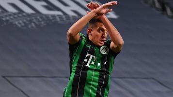 Ferencvaros Goal vs Juventus