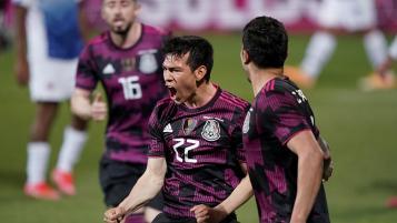 Resumen México vs Costa Rica