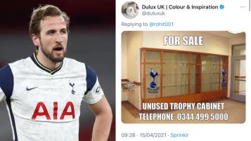 New Spurs Sponsor