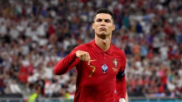 Cristiano Ronaldo Vs. France