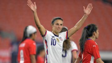 Carli Lloyd vs Paraguay